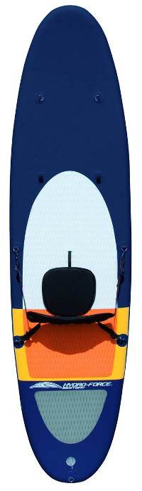 Bestway Hydroforce Coast Liner inflatable SUP board review