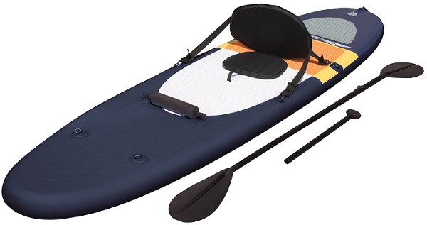 Bestway HydroForce Coast Liner Inflatable paddle board review