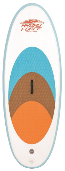 Bestway HydroForce Wavecrest Mini Inflatable Stand Up Paddleboard review