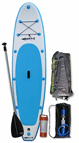Wakooda LA32 inflatable stand up paddle board review