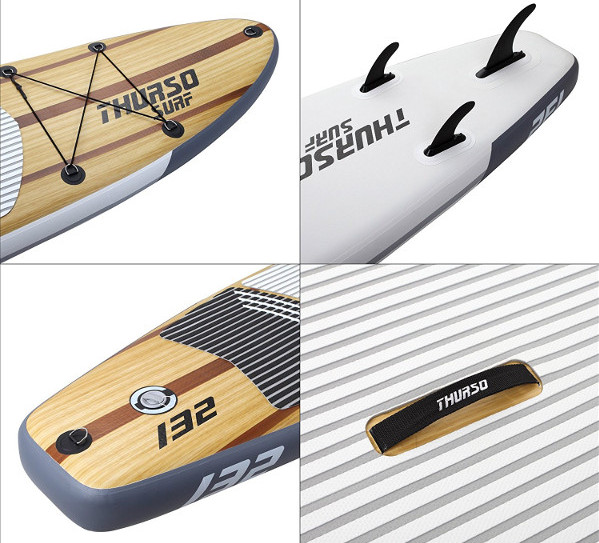 THURSO SURF inflatable paddle board - Features