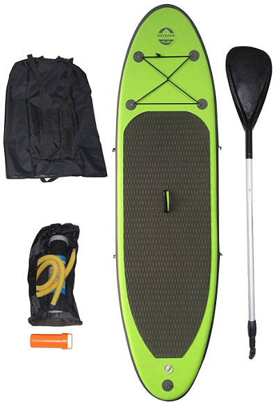 Outdoor Tuff SUP OTF-94314SUP Inflatable SUP paddle board review