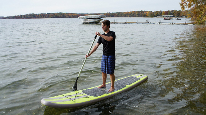 Outdoor Tuff SUP OTF-94314SUP iSUP Review