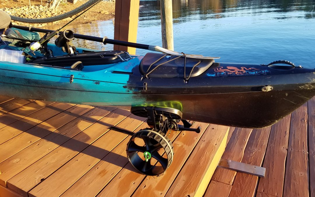 Save Your Back and Your Kayak: Learn How To Use A Kayak Cart