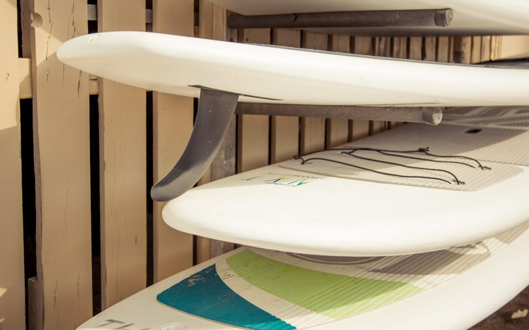 Learn How to Store Stand Up Paddle Board with These Options