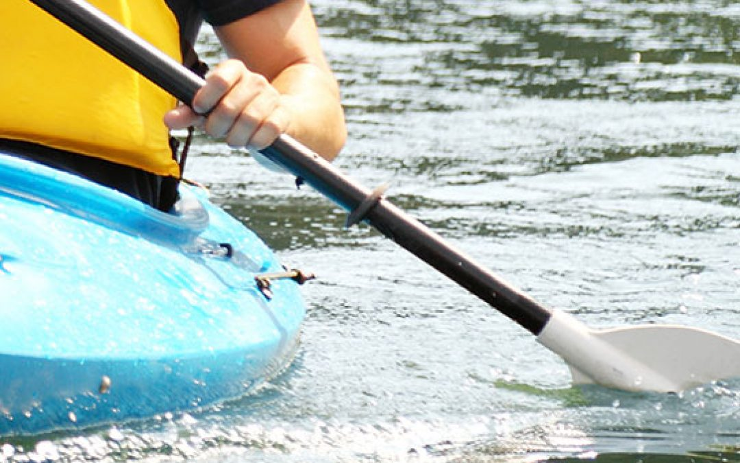 Want A Paddle That's Just For You? Learn How To Make A Kayak Paddle