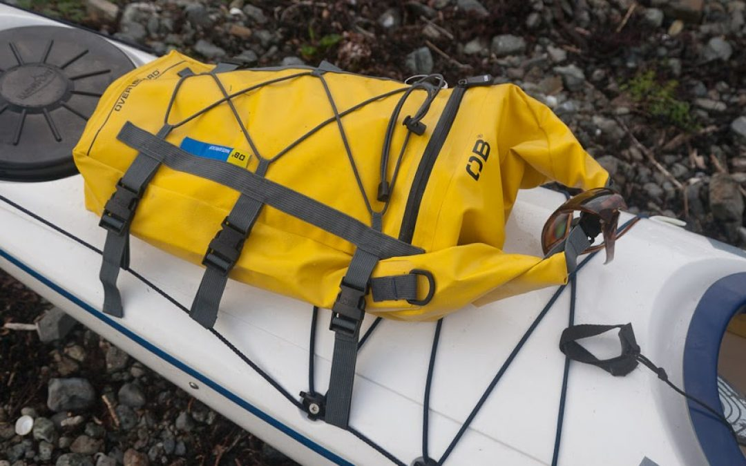 Fashionable Kayak Deck Bags
