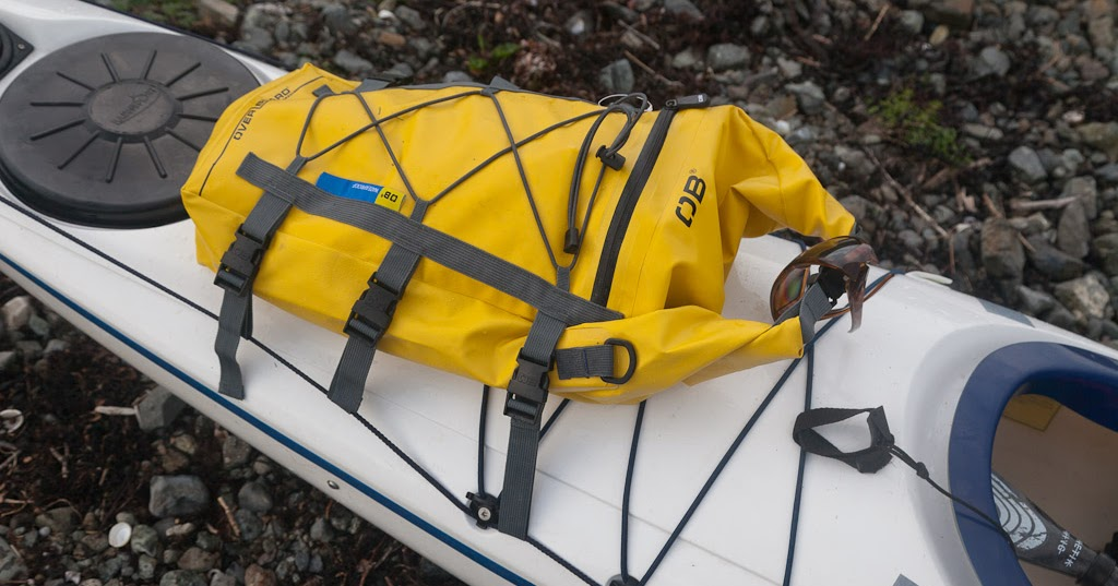 Fashionable Kayak Deck Bags