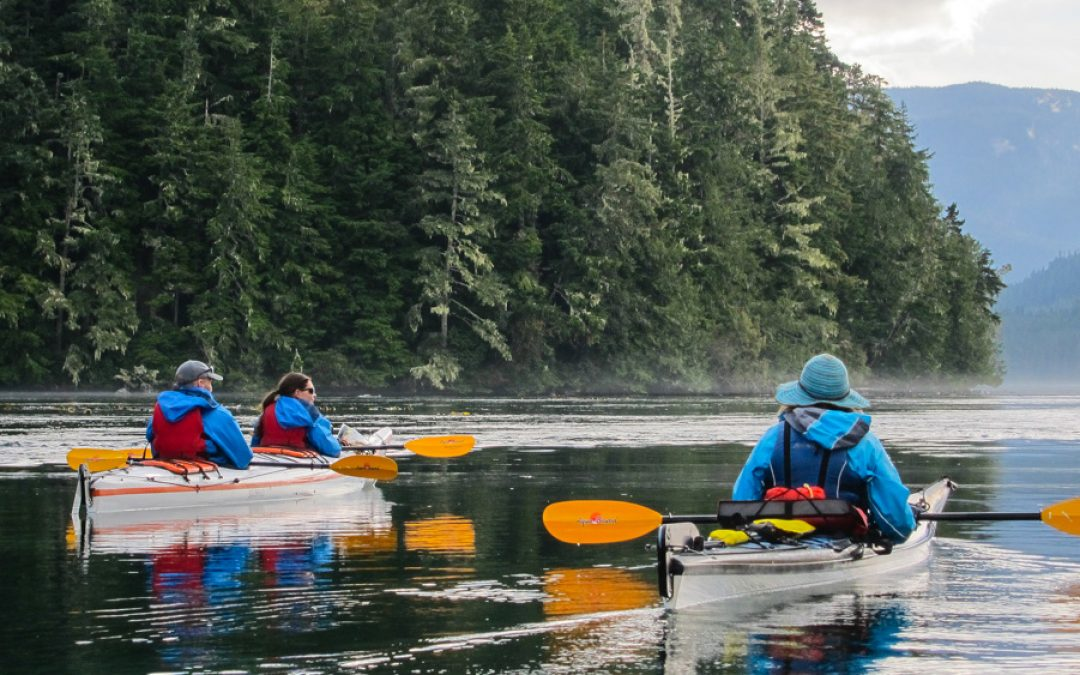 Sea Kayaking is an Age-Old Tradition