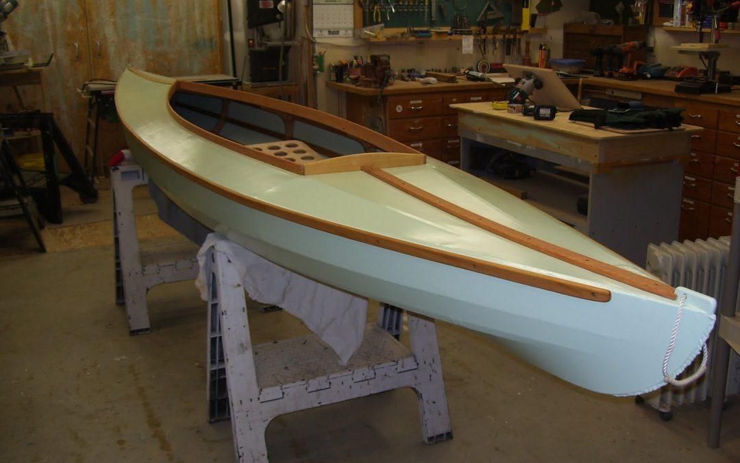 Skin-on-Frame Kayaks