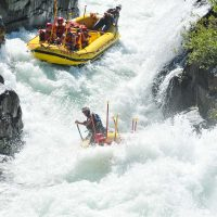 The Wonders of Whitewater Paddling and American River Rafting