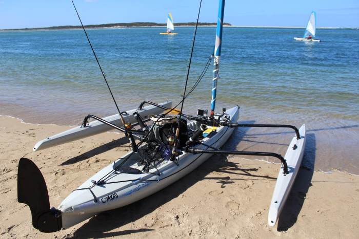 White Hobie Adventure Island the Perfect Kayak for You?
