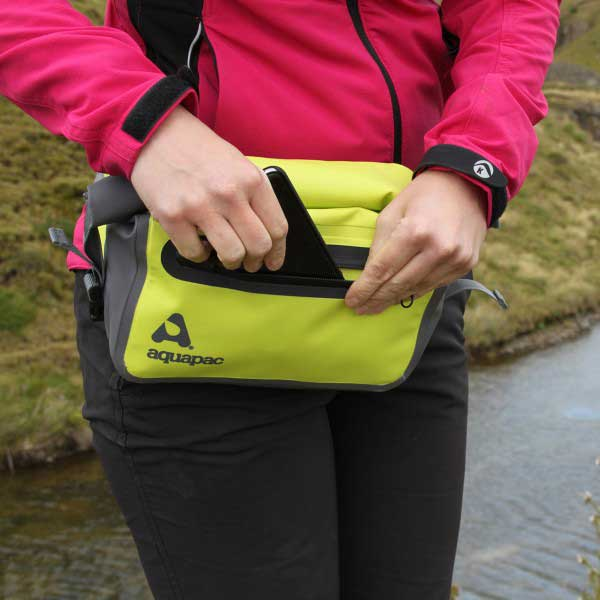 yellow green Waterproof Fanny Pack