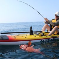 In-Depth Review of Hobie Fishing Kayak