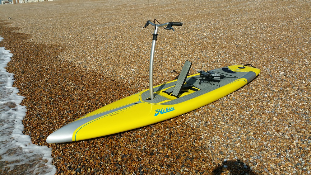 Yellow Stand Up Paddle Board