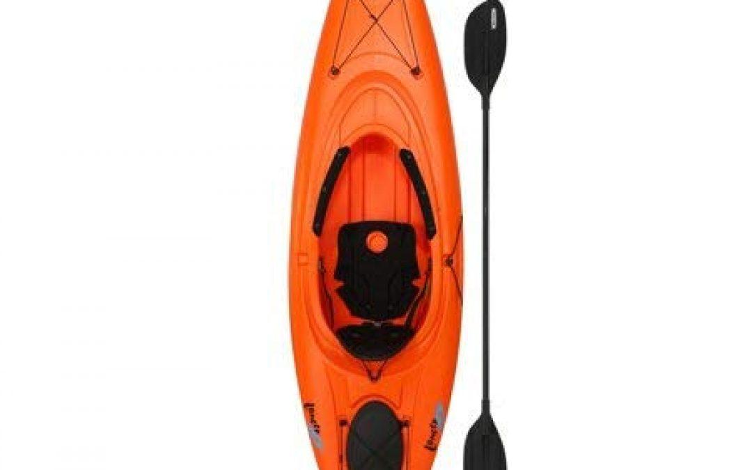 Lifetime Lancer Kayak Review: A Good Beginning Kayak?